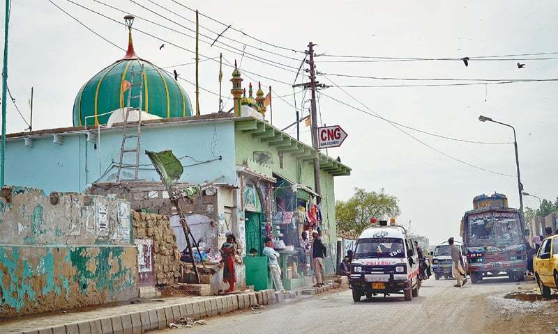 CJP says funds are not being used for maintenance of shrines and mosques. — File photo