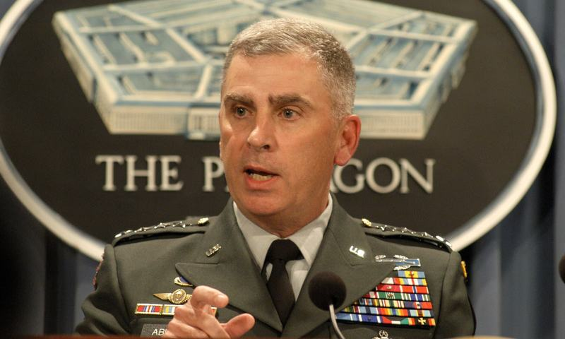 John Abizaid, of Nevada, is a former Centcom chief who currently works as a private consultant. — Photo courtesy Centcom website
