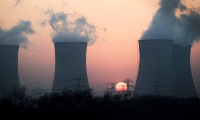 A coal plant.— AFP/File