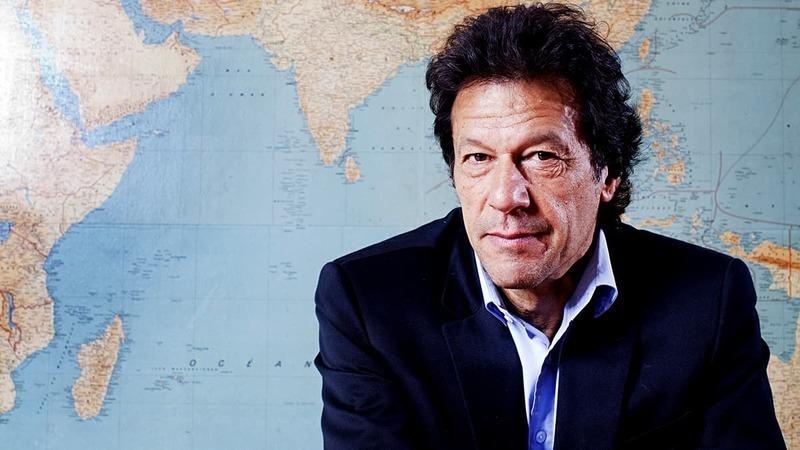 Prime Minister Imran Khan. — Photo courtesy: David Levene/ The Guardian