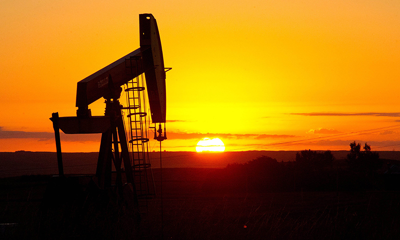Crude oil prices test recent lows at start of holiday-shortened week
