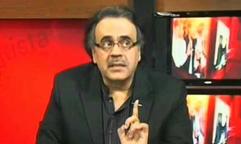 The Federal Investigation Agency (FIA) was granted five-day physical remand of Dr Shahid Masood. — File