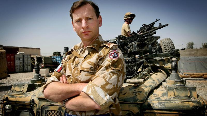 General Mark Carleton-Smith. — photo courtesy, UK Defence Journal