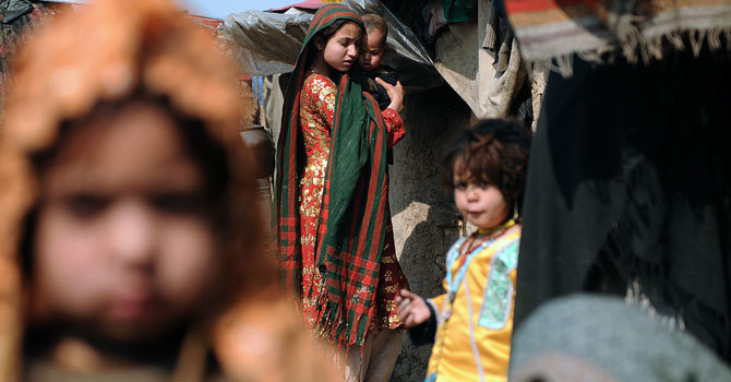 """""""The situation of children is dire in Afghanistan,"""" Unicef spokeswoman Alison Parker told reporters in Geneva. – AFP/File"""