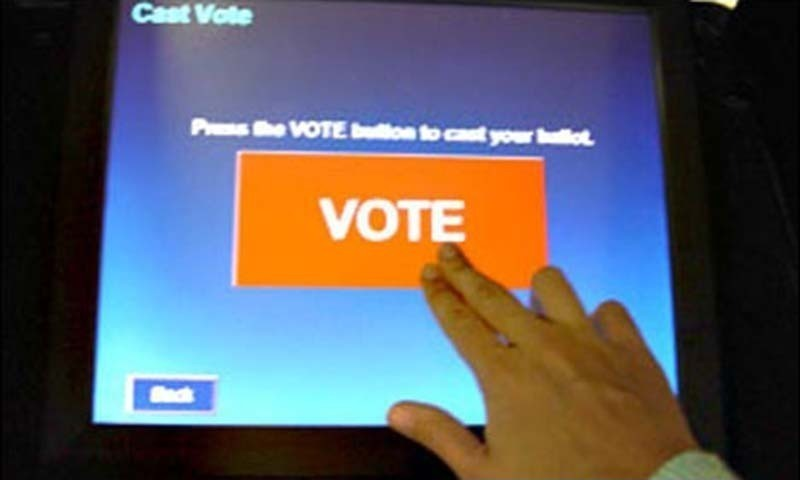 The first experiment of i-voting had drawn tepid voter response at best. — File