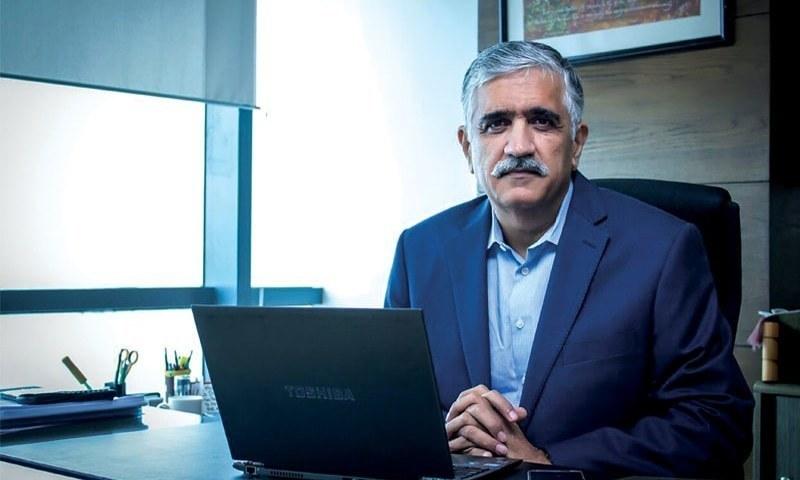 Former CEO of SECMC Shamsuddin Ahmed Shaikh. — Photo courtesy: Aurora