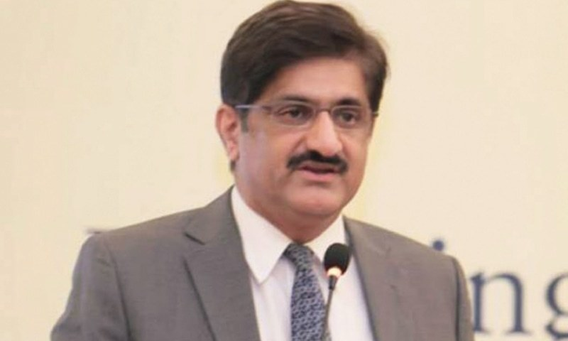 Sindh Chief Minister Murad Ali Shah was asked to pay Rs1.4 million within 10 days. — APP/File