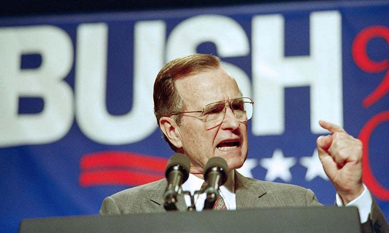 George Bush senior dies at 94 years old