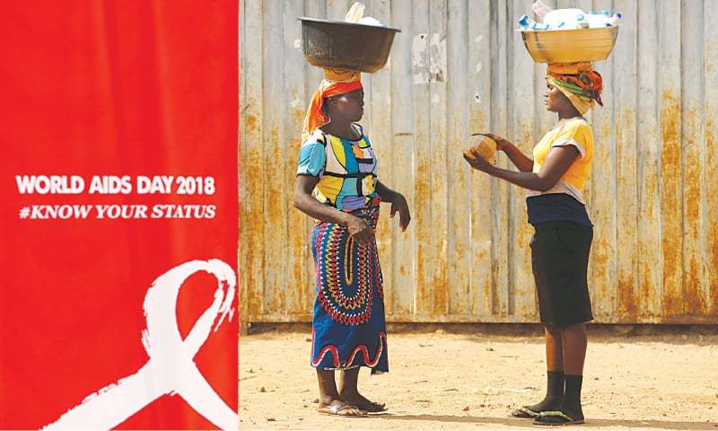PAHO urges testing as first step towards halting the AIDS epidemic