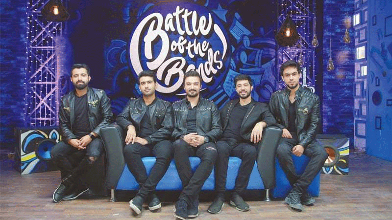 """""""Musically we've become tighter as a unit,"""" responds Haider. """"We've jammed and rehearsed a lot."""""""
