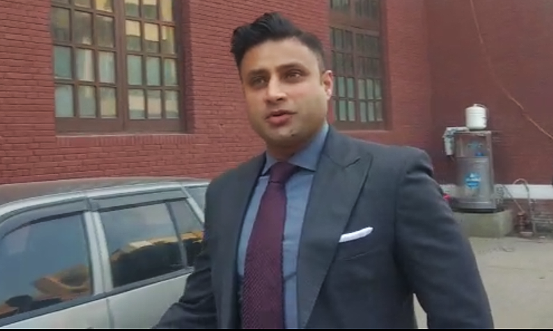 Prime minister's aide Zulfi Bukhari is being investigated for owning illegal assets. — File photo