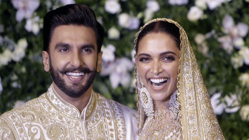 And Deepika knew from the get-go that Ranveer was 'the one'.