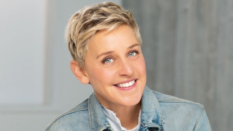 With Netflix special 'Relatable' Ellen talks about her struggles, her fame and emotional support animals