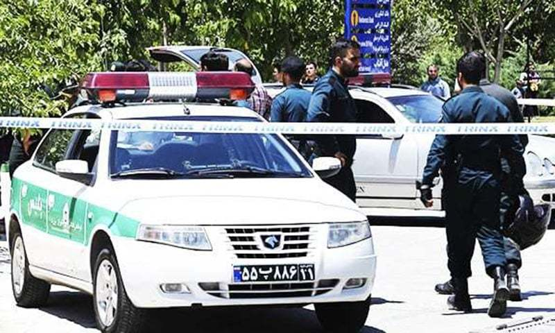 Three killed in Iran 'terror attack'