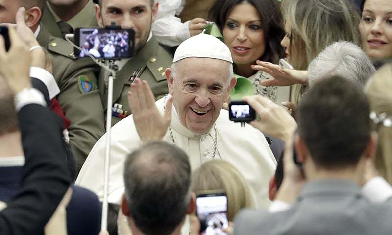Pope Francis to visit UAE in February