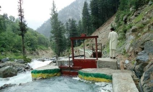 PTI has decided to hand over 256 micro-hydel power projects to local communities and remove legal hurdles.