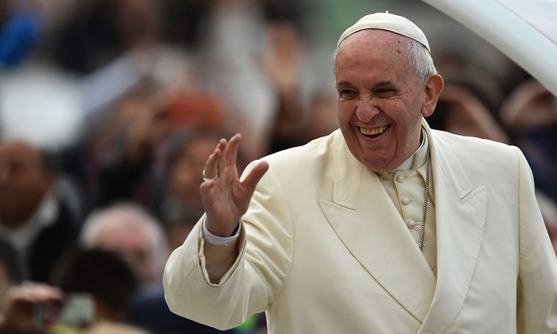 Pope Francis Is Coming To The UAE