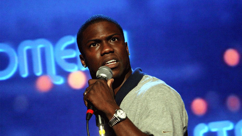 Kevin Hart addressed homophobic tweets in 2014 also without apology
