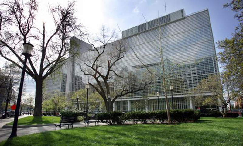 World Bank headquarters in Washington. —AFP/File