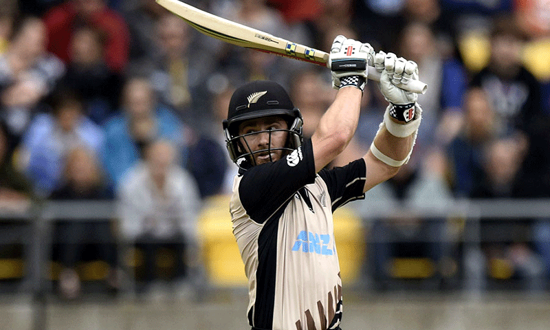 New Zealand's fightback will help the team progress, says the captain.