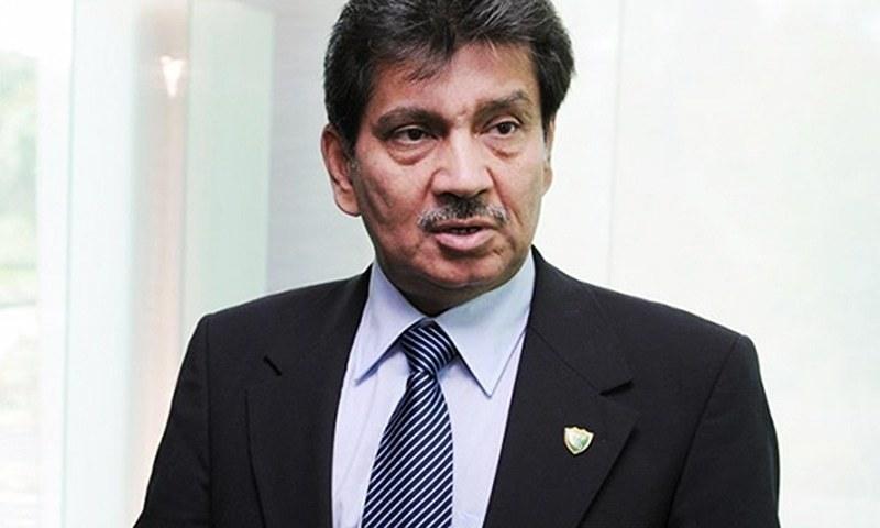 Faisal Saleh Hayat's PFF era comes to an end. — File