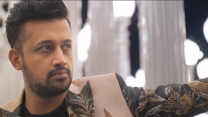 Finally, an Atif Aslam song without the lovey dovey!