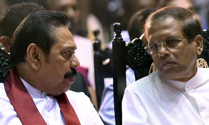 Sri Lanka PM Rajapaksa to resign, says son