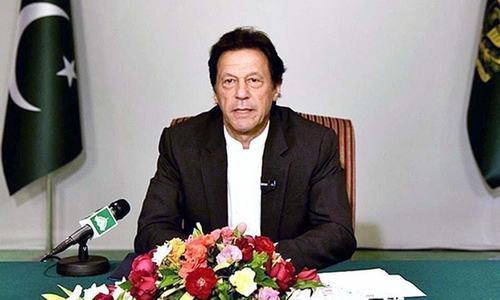 Prime Minister Imran Khan says Pakistan will raise the issue of India's human rights violations in occupied Kashmir. — File