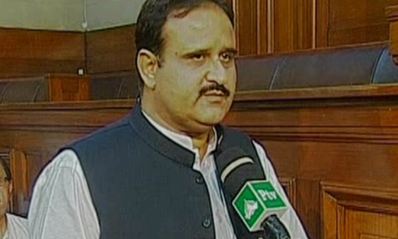 Punjab CM Usman Buzdar's maiden three-day trip to China was to begin today. — File photo