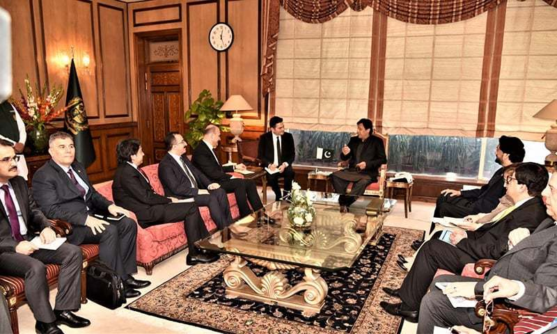 During the meeting, bilateral relations between the two countries as well as ways to further enhance mutual cooperation in various areas were discussed. — Photo courtesy PM Office