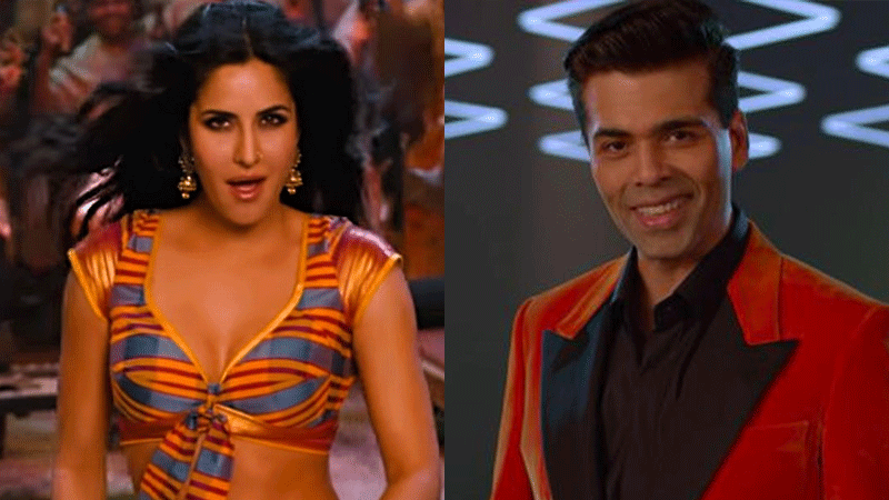 Katrina Kaif reacts to Karan Johar's pledge against item numbers