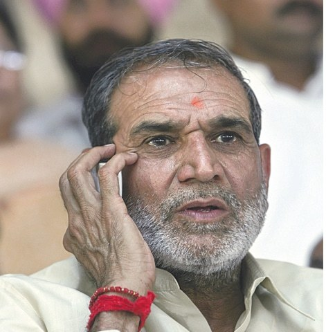 Sajjan Kumar.—AP