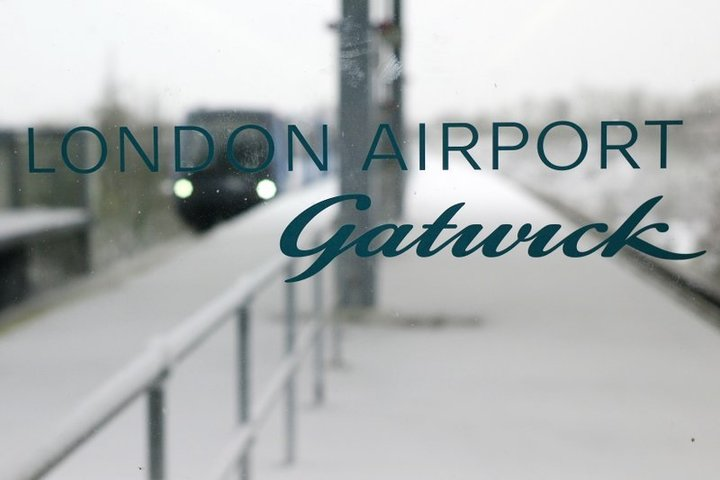 Gatwick Airport: Drone sightings halt flights