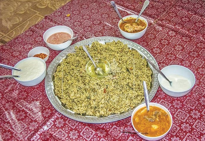 Swat's traditional rice dish Warjalay famous for its taste ...
