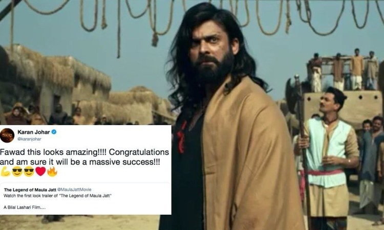 India Reacts With All Praise To The Legend Of Maula Jatt Trailer