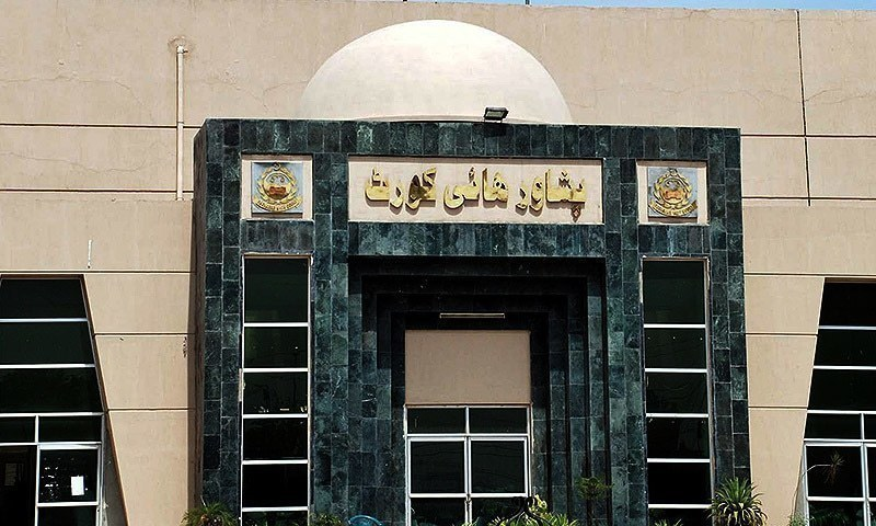 On-member Peshawar High Court bench asks govt to respond to petition against conviction. — File photo