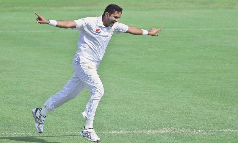 Pakistan lose openers in dismal start to first South Africa Test