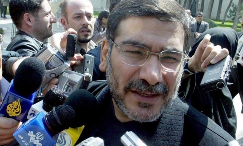 Secretary of Iran's Supreme National Security Council Ali Shamkhani. — File