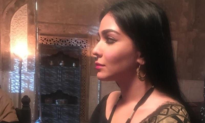 حمیمہ ملک نے بھی فلم میں اہم کردار ادا کیا ہے—اسکرین شاٹ