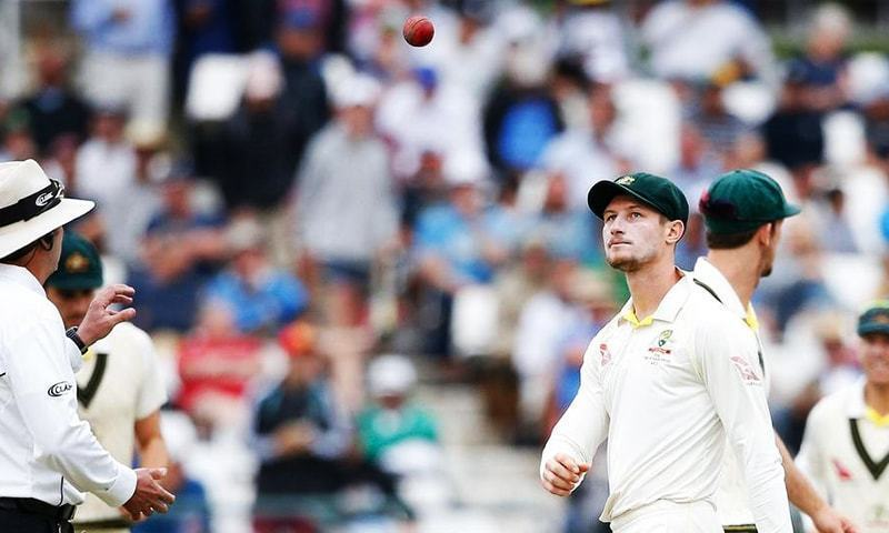 Australia's Bancroft returns to cricket after tampering ban