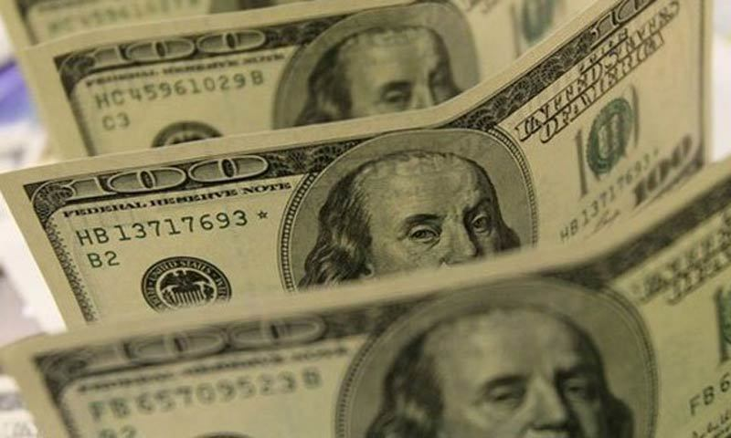 US dollar falls against Japanese yen, rises against euro. — File photo