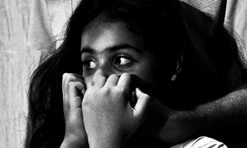 Bushra Khan is a student of 10th grade. — File photo