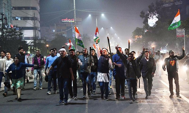 BJP's Shillong Office Bombed as Groups Protest Citizenship Bill