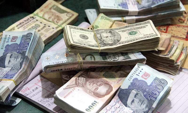 Total debts of the government rose to Rs26.452tr during 5MFY19 — an increase of Rs2.24tr or 9.25 per cent over the period. ─ File photo