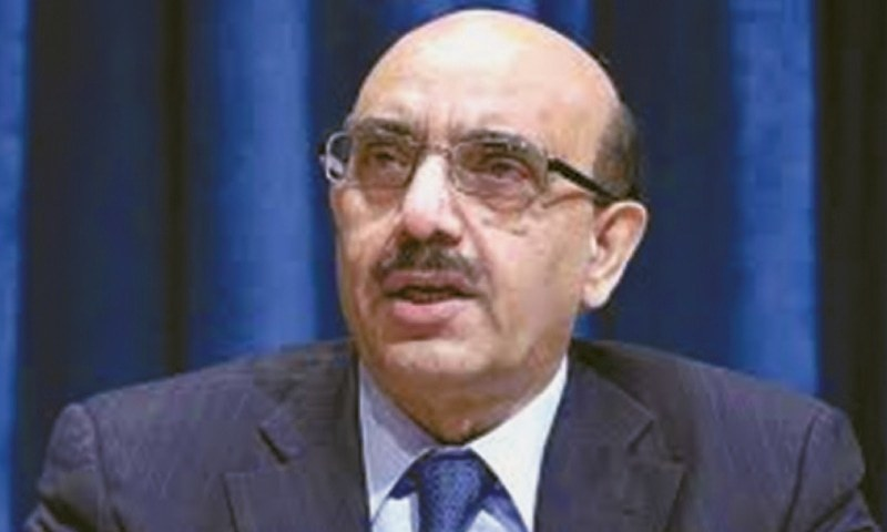 AJK) President Sardar Masood Khan says region will explore new avenues of financial resources. — File photo