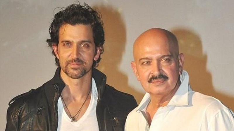 "Said Hrithik, ""I am very happy to inform that according to the doctors his surgery has gone off well."""