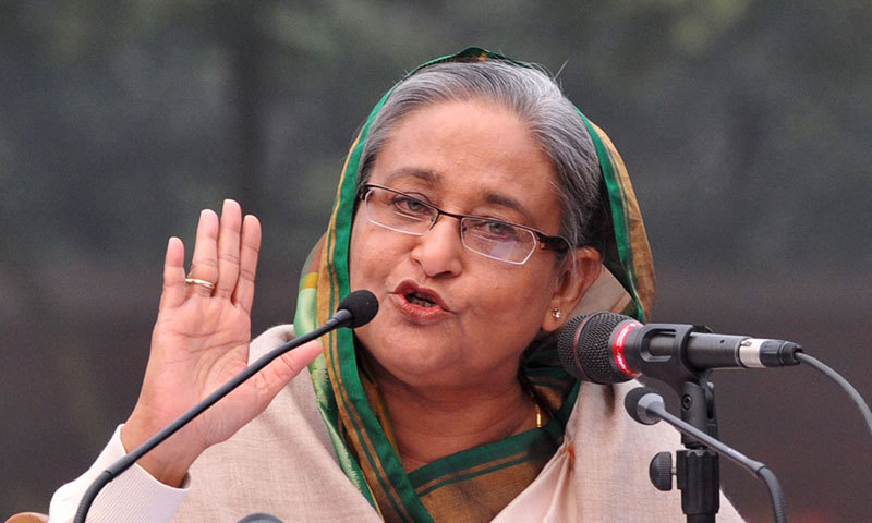 Prime Minister Sheikh Hasina, re-elected in December in polls tainted by violence, mass arrests and claims of rigging, has been accused of increasing authoritarianism. ─ AFP/File