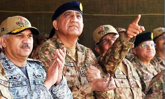 """The LY80 weapon system will strengthen the national defence,"" said Gen Bajwa. —ISPR"