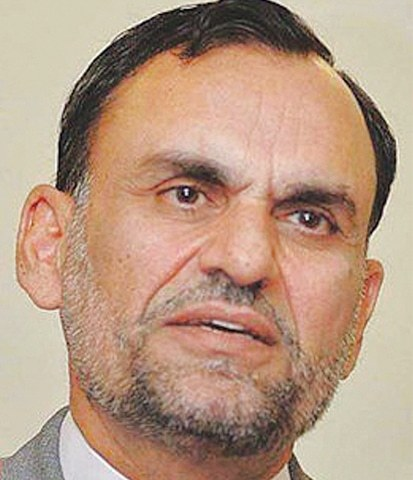 Azam Swati tendered his resignation  on Dec 6.