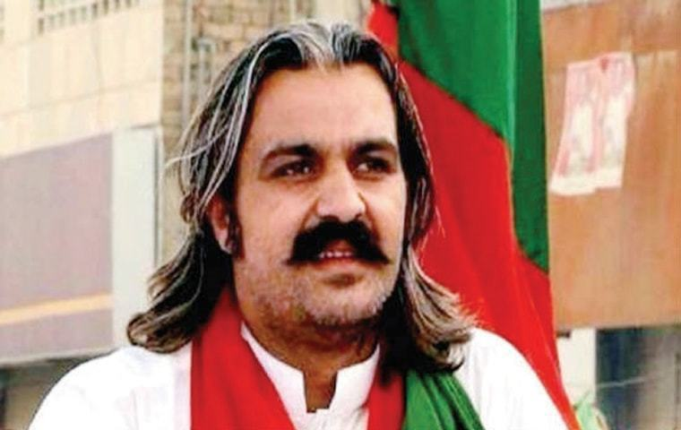 Ali Amin Khan Gandapur says constitutional rights would be granted to GB people as per their wishes.— File